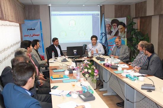 برگزاری کارگاه بررسی پایش عملکرد برنامه عملیاتی دانشگاه