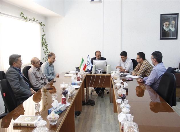 برگزاری جلسه کمیته فرهنگی ورزشی ستاد شاهد و ایثارگر دانشگاه